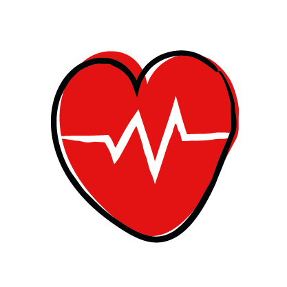 BRC First Aid Icon Heart Attack